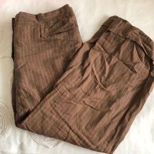Max Studio Brown Pants